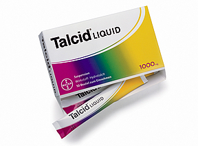 Talcid Liquid 1000mg 10 Sticks